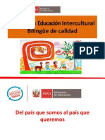 Pp-eib.2012 Hacia Una Educ. Inter. Bilingue