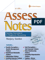 Daviss Notes - Assess Notes