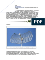 Antenas y sus características