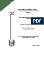 AGRICULTURA ORGANICA POLICULTIVOS