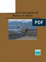 Manual de la Convención de Ramsar