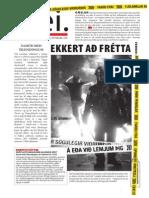 Dagblaðið Nei. 5. tölublað, 20. okt 2008