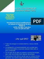 GPS y ArcView 9