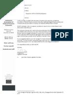 CAL-FFL Opposition Letters to Gov. Brown regarding gun control bills (2013)