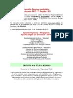 APOSTILA CONCURSO TRT 17º REGIÃO ES TECNICO JUDICIARIO