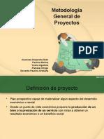 metodología elaboración proyectos saludDEF