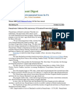 Pa Environment Digest Oct. 14, 2013