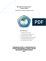 Patient Safety Kel 6