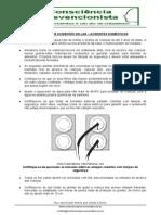 PREVENÇÃO DE ACIDENTES NO LAR - ACIDENESTES DOMÉSTICOS