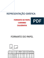 REPRESENTAÇÃO GRÁFICA.ppt