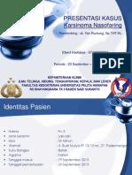 Presentasi Kasus THT - Karsinoma Nasofaring