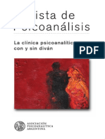 Revista de Psicoanálisis Argentina