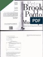 Peter Brook - Ponto de mudança, cap. 1 Senso de direção