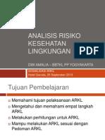 Perhitungan ARKL