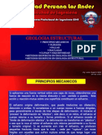 Geologia - Clase XII - Geologia Estructural