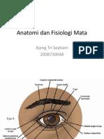 Anatomi Dan Fisiologi Mata Ajeng