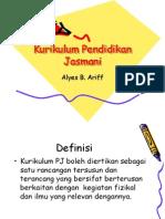 Kurikulum Pendidikan Jasmani