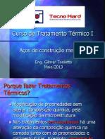 Curso de tratamento térmico 2013 AULA