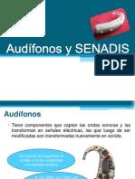 Audífonos y SENADIS - Grupo B