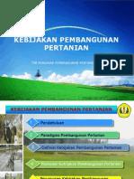 Kebijakan+Pembangunan+Pertanian+by+Ernah
