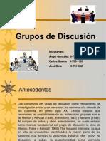 Angel Diapositivas Charla Focus Group