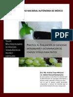 Fenoles Fruta