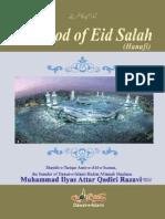 Method of Eid Salah,,(English) Muhammad Ilyas Qadri