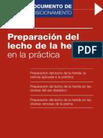 REPARACIÓN DEL LECHO DE LA HERIDA  EN LA PRÁCTICA