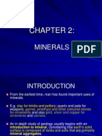 Chapter 2 - Minerals