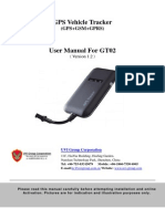 GPS GT02 V1.1