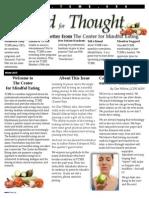 Tcme Newsletter Pausing 1-21-2013