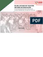 Reorganización Curricular Multigrado