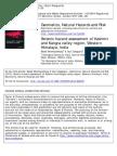 Seismic Hazard Assessment of  Kashmir and Kangra valley region, western Himalaya, India