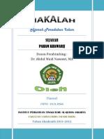 81349510 Sejarah Paham Khawarij PDF