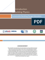 Sustainable Building Design Course