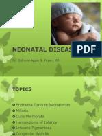 Neonatal Diseases PDF