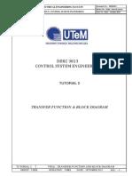 Tutorial 2 Control System