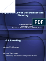 Gastrintestinal Bleeding