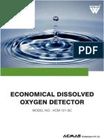 Economical Dissolved Oxygen Detector