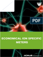 Economical Ion Specific Meters Category