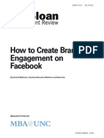 How to Create Brand Engagement on Facebook