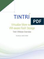Tintri VMStore Overview