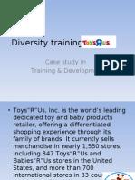 diversity training at toys r us