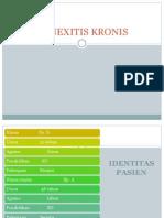 ADNEXITIS KRONIS