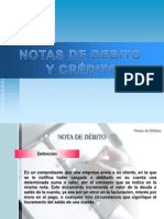 39677654 Nota de Debito