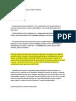 El Rol de La Universidad en La Sociedad Peruana