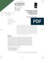 Duarte - Investigaciones de Factores Asociados