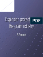 Explosion Protection in the Grain Industry
