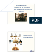 Dust Explosions Requirements for the Occurrence Combustion and Explosion Characteristics Measures_iepi