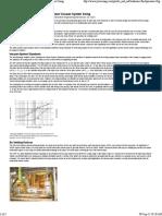 Condenser Backpressure Vacuum System Sizing